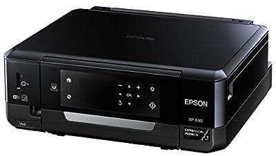 Epson XP-630 Wireless Color Photo Printer with Scanner & Copier (C11CE79201)