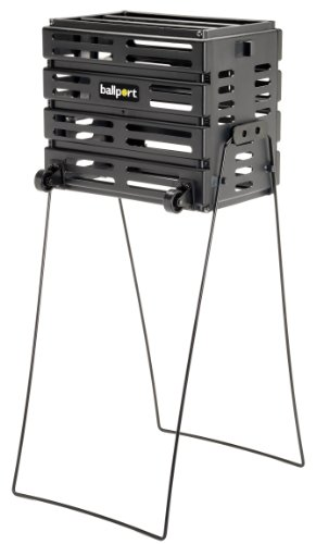Tourna Ballport Deluxe Cart with Wheels