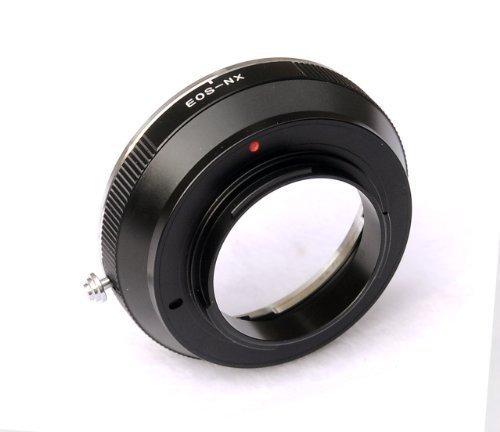 Fotasy Canon EOS EF Lens to Samsung NX1 NX500 NX3300 NX3000 NX300M NX300 NX2000 NX1000 NX210 NX200 NX30 NX20 NX5 Camera adapter by Fotasy