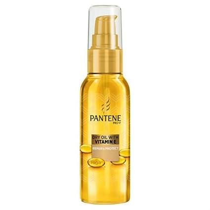 vitamine de la E Pantene Repair sèche Traitement d'huile avec xO1O7w