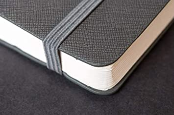 80 hojas Cuaderno de dibujo de tama/ño peque/ño Leda Art Supply 8,9 x 14 cm 160 p/áginas de papel que no se rasga