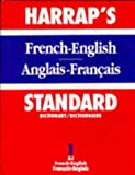 Harrap's Standard French and English Dictionary, J. E. Mansion, 0245509720