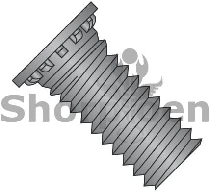 Box of 10000 weight24.9Lbs Self Clinching Stud F//T Hardened Steel Heat Treated Black Oxide and Oil 8-32 x 1//2