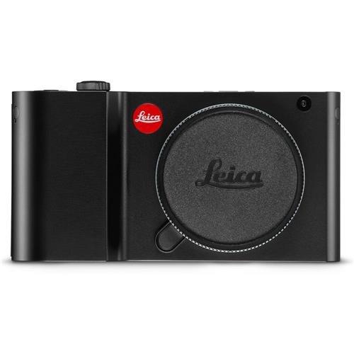 Leica TL 16MP Camera, Black Anodized Finish