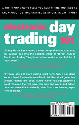 41S9WRNr3bL - Electronic Day Trading 101