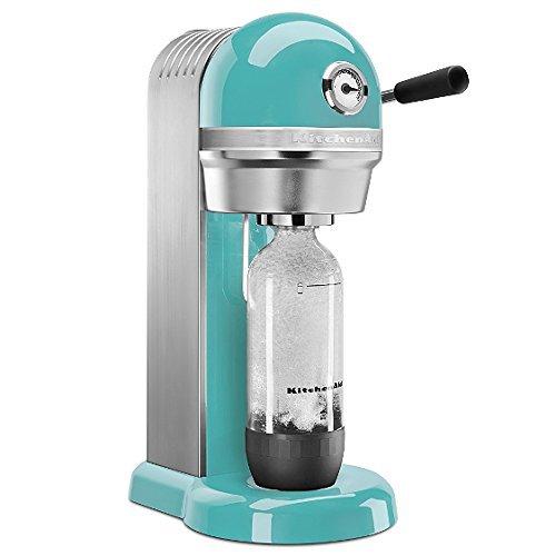 Kitchenaid Kss1121aq Sparkling Beverage Maker  Aqua Sky