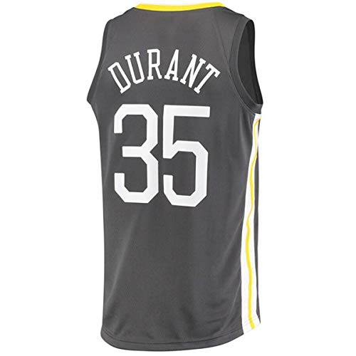 - Rinnpud Men's/Women's/Youth Kevin_Durant #35 Fanatics 2019 Player Jersey L Black