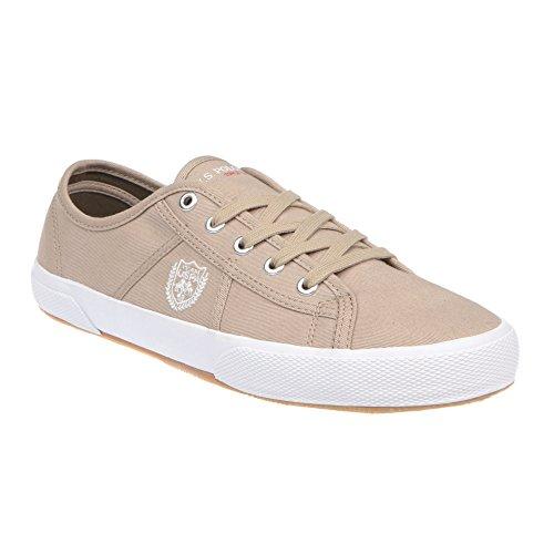 U.S. POLO Sneaker Chaussures homme avec lacets - mod. SOLAN4189S7-C1