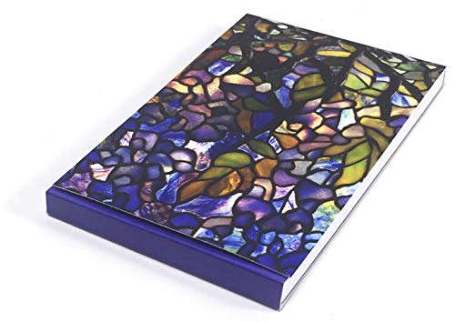 Magnetic Notepad - Tiffany Wisteria Lamp ()