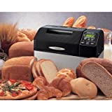 Home Bakery Supreme Bread Maker Includes an Easy-to-follow Instruction Video, Manual and Recipe Booklet