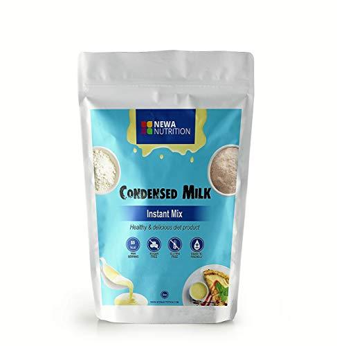 (Protein Sugar Free Gluten Free Non GMO Condensed Milk Mix. Weight: 80z/226.8 gr.)