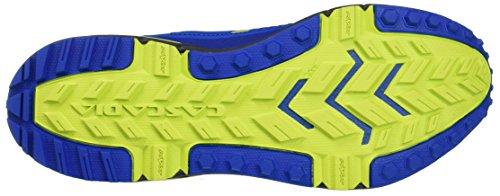 Cascadia de para Multicolor Brooks 405 13 Black Blue Lime Cross Hombre Zapatillas dxqCpwTg