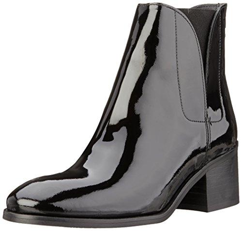 Buffalo Damen Es 30761 Verniz Chelsea Boots Schwarz (preto 01)