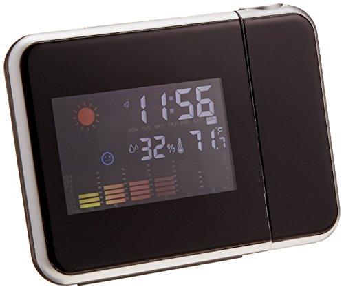Kole Imports OS161 Weather Station Digital Alarm Clock
