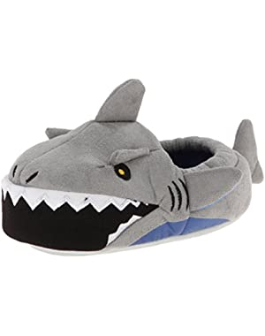 Boy's Light-Up Mouth Shark Slipper (Toddler/Little Kid)