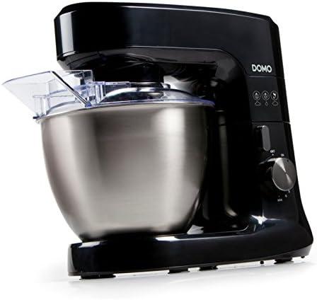 Robot de cocina 4,5liter, 700 W de potencia, Profi – Amasadora con Planet Engranaje Negro: Amazon.es: Hogar