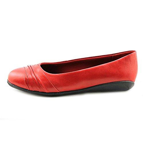 Berceaux De Marche Flick Slip Femmes Sur Rouge