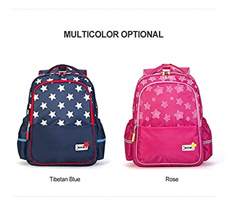 Amazon.com | backpack for children Cute mochilas escolares infantis school bags Cartoon School knapsack child Baby book bag (rose) | Kids Backpacks
