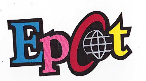 (Magical Vacation Epcot Paper Piecing Title )