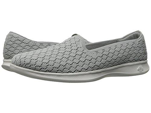 Rendimiento Skechers Reto Paso Ir Lite mujer grey Caminar para zapato rrwdxHq6O