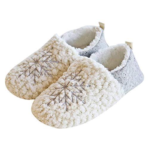 11 Scarpe Animali Di Per Indoor Donna Fiocco Minetom Pantofole Cotone Cartone Neve Animato Da Invernali Antiscivolo Simpatico Pantofola Casa Outdoor La wUSAxOTqS