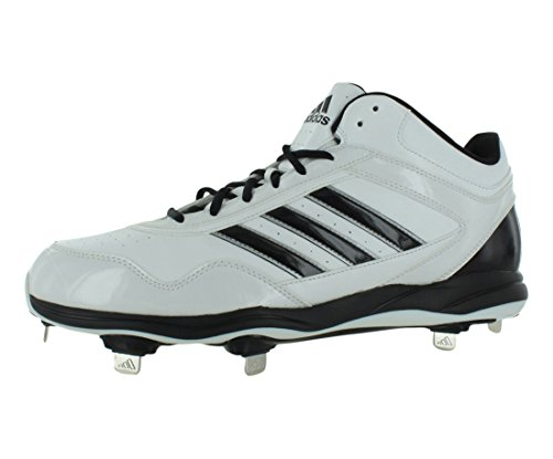 Black Pro Metallic Pro Metal adidasExcelsior Homme M Mid Metal Montantes Excelsior Mid Silver White Homme 7gWpq