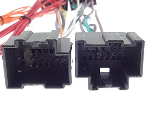 Adaptador de Radio para la Radio del coche SAAB 9,3 9,5 connettore cable de conexi/ón ISO