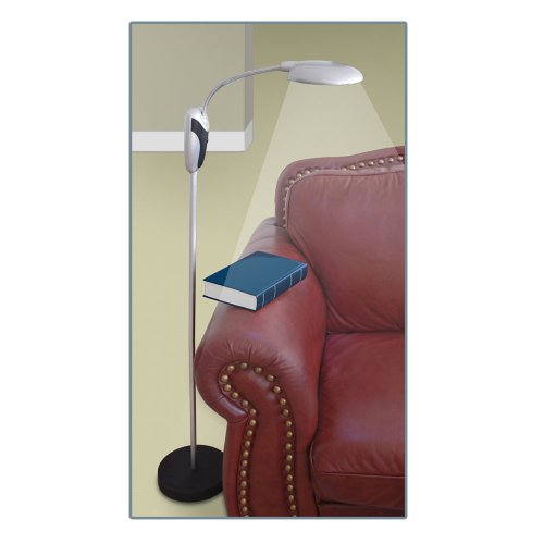 Trademark Home 824894 Cordless Portable Battery-Operated LED Floor Lamp - bedroomdesign.us