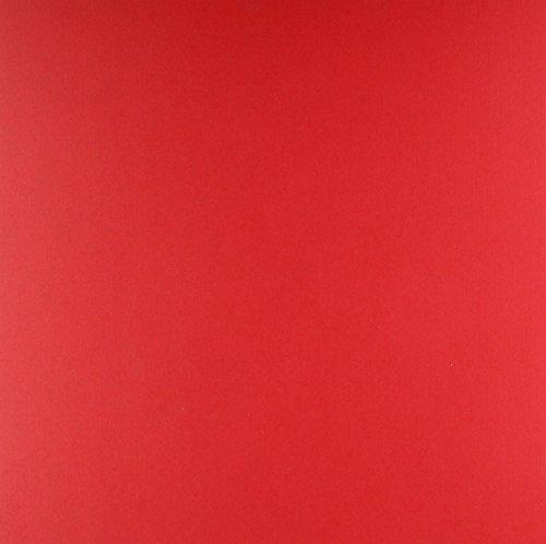 (Carta Bella Paper Company CBDC1201 Classic Red Linen Cardstock 80 lb Cover)