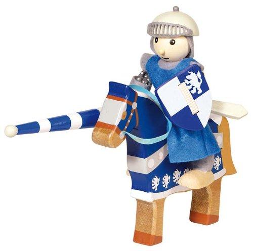 Goki Biegepuppe Ritter Lancelod - Ritter Figuren - Ritter Biegepuppen