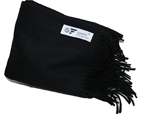 100% Cashmere Wrap Shawl Grande 4-ply
