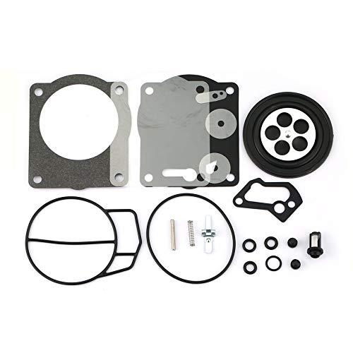 Carburetor Carb Rebuild Repair Kit 0439073 Fit for Johnson Evinrude Auto Accessory Duokon Carburetor Carb Rebuild Repair Kit