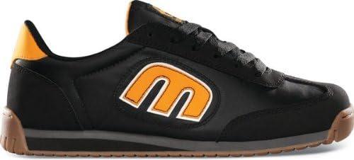 Etnies Lo-Cut II LS Shoes - Black