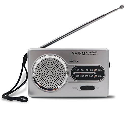 INDIN BC-R2022 Portable AM/FM radio, designed for life and convenience