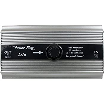 8 ohm speaker soak guitar amp power tube mass brake attenuator for fender hot rod. Black Bedroom Furniture Sets. Home Design Ideas