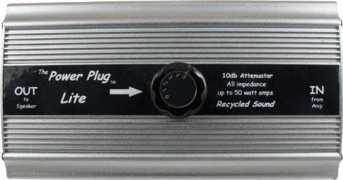 Attenuator - Recycled Sound, Power Plug LITE
