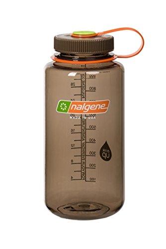 Nalgene Tritan Wide Mouth BPA-Free Water Bottle, 32 Oz, (32 Oz Nalgene Bottle)