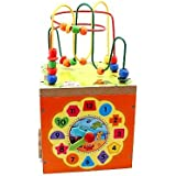 First Learning 5 in 1 Activity Center