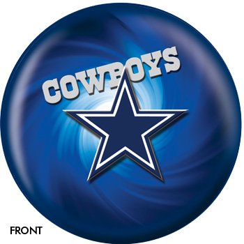 KR Strikeforce NFL Dallas Cowboys Bowling Ball 15lbs ()