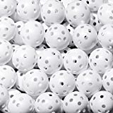 ASI Goods Airflow Practice Golf Balls - 50 Pieces