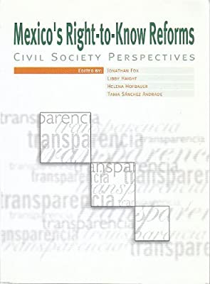 Mexico's Right-to-Know Reforms