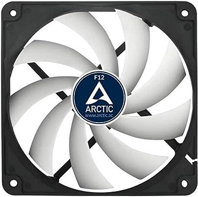 ARCTIC F12 – 120 mm Ventilador de Caja para CPU, Motor Muy ...