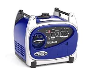 Yamaha EF2400iS 2,400 Watt 171cc OHV 4-Stroke Gas Powered Portable Inverter Generator (CARB Compliant)