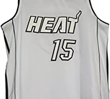 Mario Chalmers Miami Heat Autographed White with White Numbers  15 Jersey  JSA COA. Loading Images. 7a6a50e3c