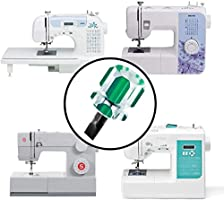 Mini Ultra Short Sewing Machine Screwdriver Set,Suitable for Sewing Machines needle Plate Repair Accessories Performance Tool 2 pcs One Flat Head One Phillips Suitable for Tight Spaces