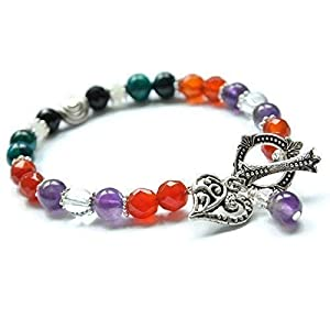 Crystal Wellness bracelets