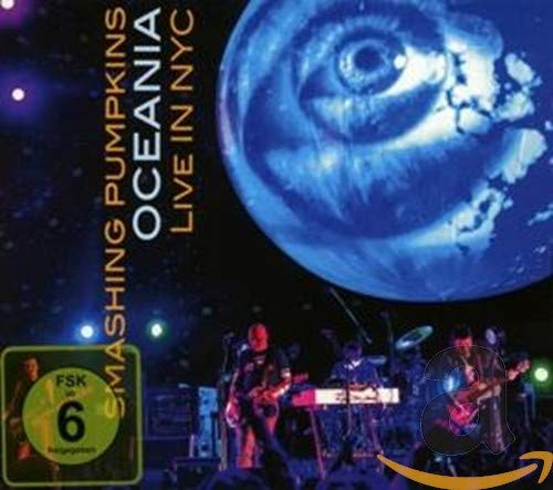 Oceania: Live In NYC CD 2 Charlotte Selling rankings Mall DVD Combo
