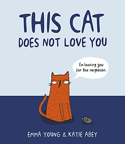 Download This Cat Does Not Love You pdf epub