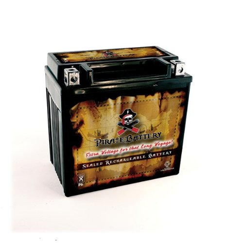 14 Bs Motorcycle Battery - 5