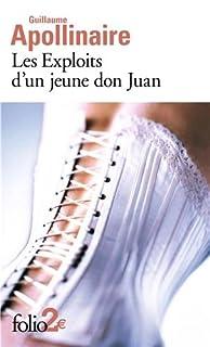 Les exploits d'un jeune don Juan, Apollinaire, Guillaume